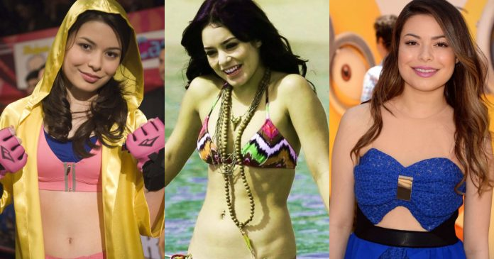 61 Miranda Cosgrove Sexy Pictures Are Just Too Damn Beautiful