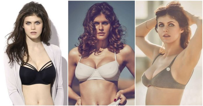 61 Sexy Alexandra Daddario Pictures Captured Over The Years