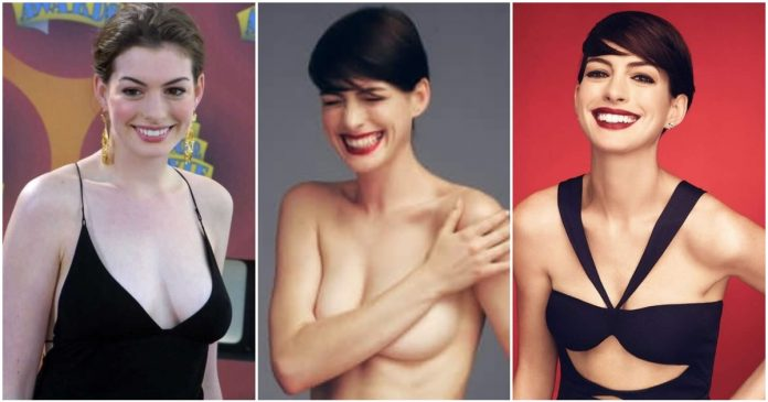 61 Sexy Anne Hathaway Pictures Captured Over The Years