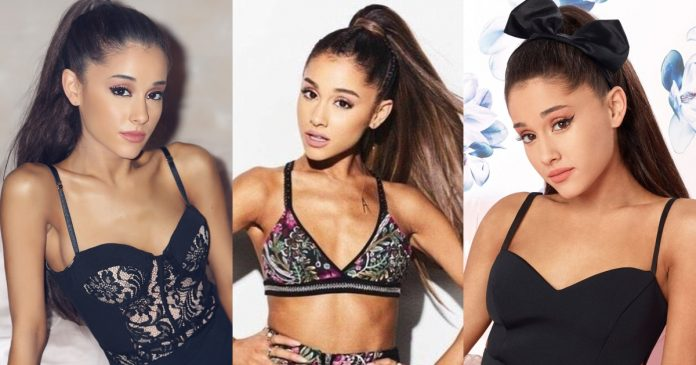 61 Sexy Ariana Grande Boobs Pictures Are Genuinely Spellbinding And Awesome
