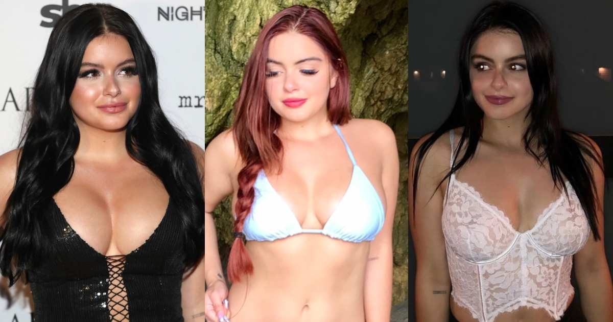 61 Sexy Ariel Winter Boobs Pictures Are Only Brilliant To Observe