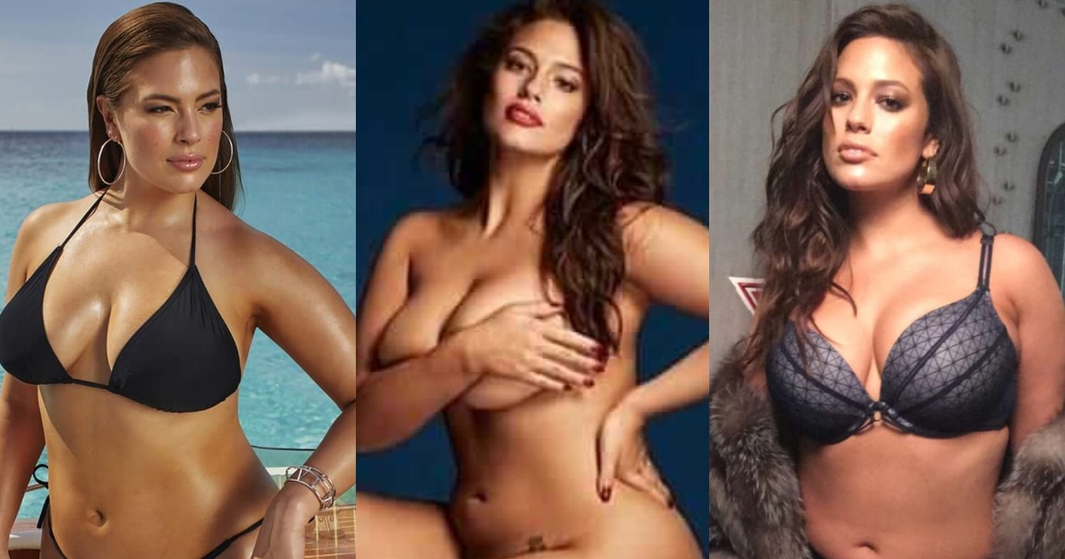 61 Sexy Ashley Graham Boobs Pictures Are Simply Excessively Enigmatic