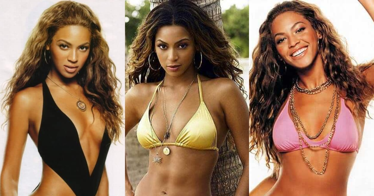61 Sexy Beyonce Boobs Pictures Which Will Make You Feel All Excited And Enticed