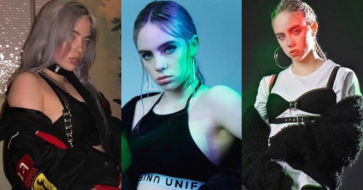 61 Sexy Billie Eilish Boobs Pictures Are An Embodiment Of Greatness