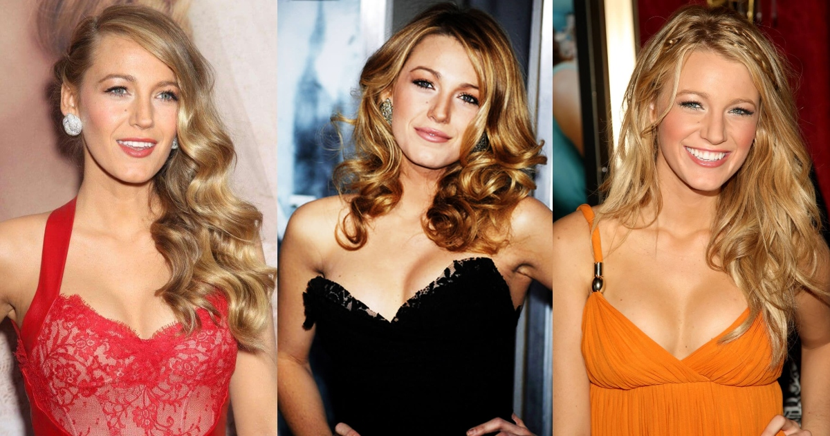 61 Sexy Blake Lively Boobs Pictures That Will Fill Your Heart With Triumphant Satisfaction