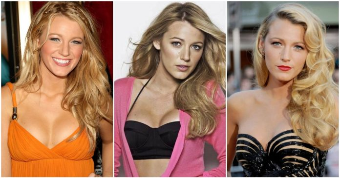 61 Sexy Blake Lively Pictures Captured Over The Years