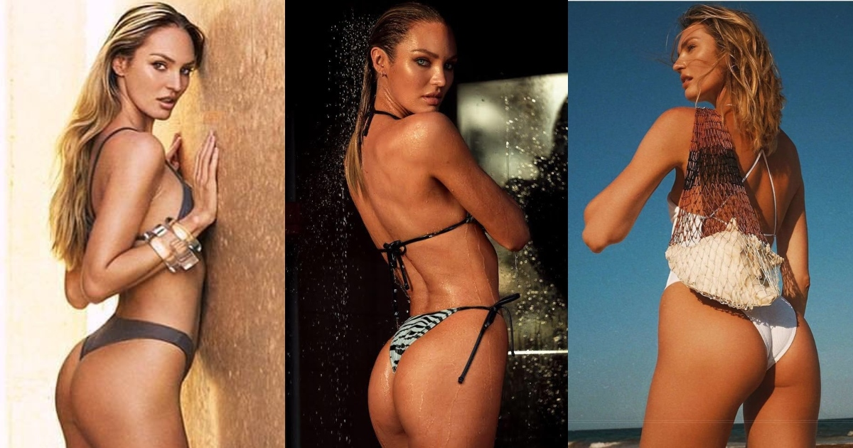 61 Sexy Candice Swanepoel Booty Pictures Are Truly Entrancing And Wonderful