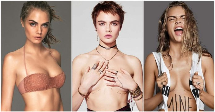 61 Sexy Cara Delevingne Pictures Captured Over The Years