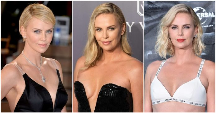 61 Sexy Charlize Theron Pictures Captured Over The Years
