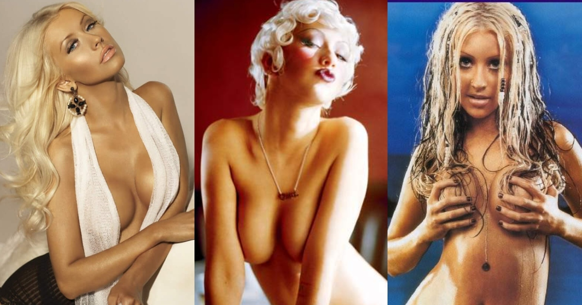 61 Sexy Christina Aguilera Boobs Pictures Will Cause You To Lose Your Psyche