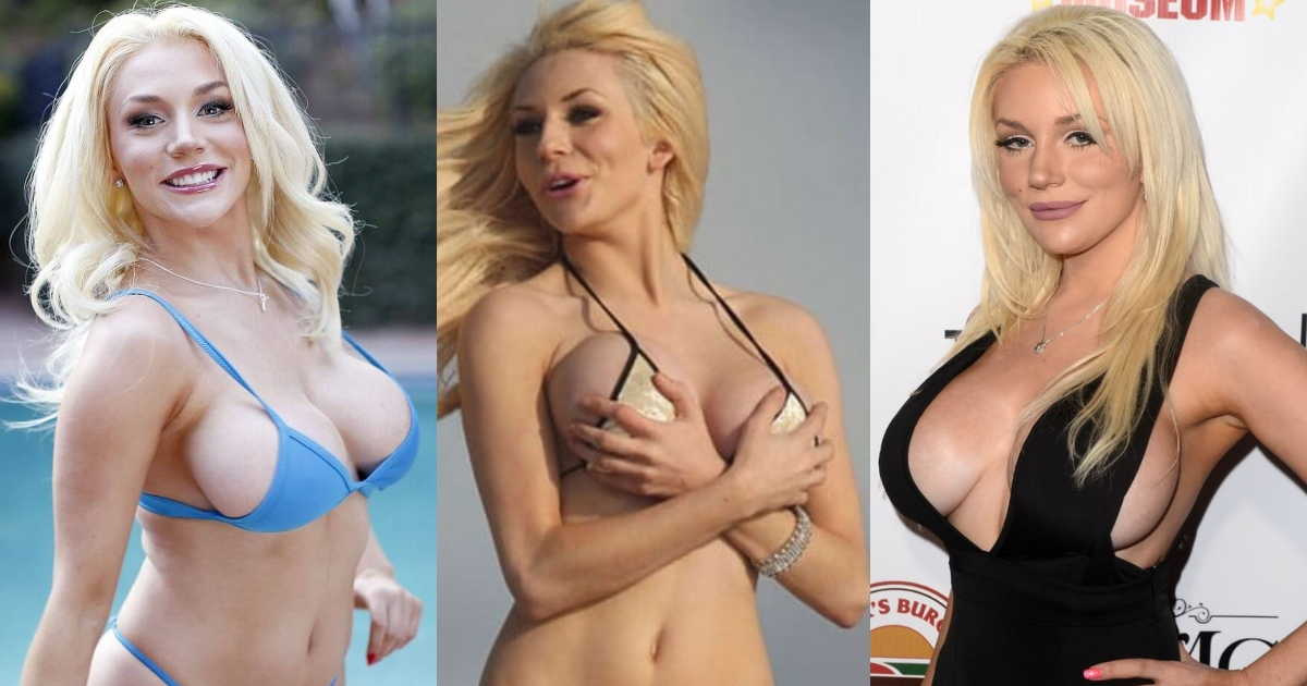 61 Sexy Courtney Stodden Boobs Pictures Which Are Inconceivably Beguiling