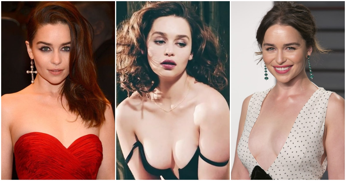 61 Sexy Emilia Clarke Pictures Captured Over The Years