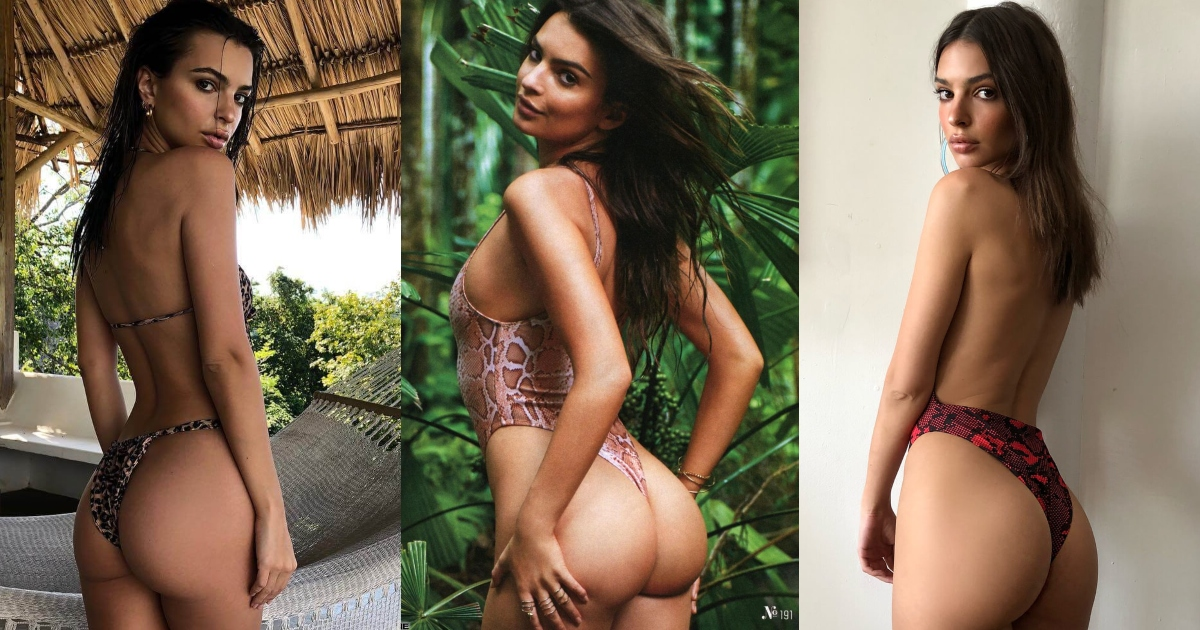 61 Sexy Emily Ratajkowski Booty Pictures Are Simply Excessively Enigmatic