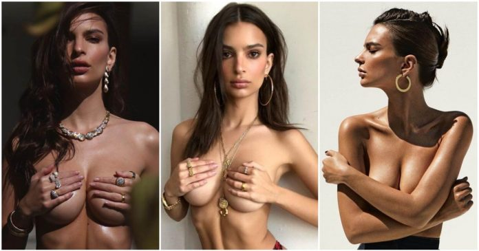 61 Sexy Emily Ratajkowski Pictures Captured Over The Years