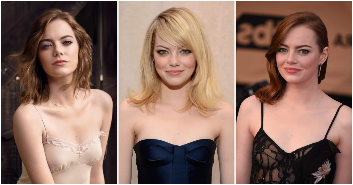 61 Sexy Emma Stone Pictures Captured Over The Years