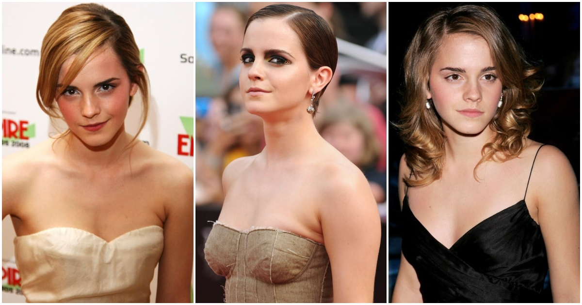 61 Sexy Emma Watson Pictures Captured Over The Years