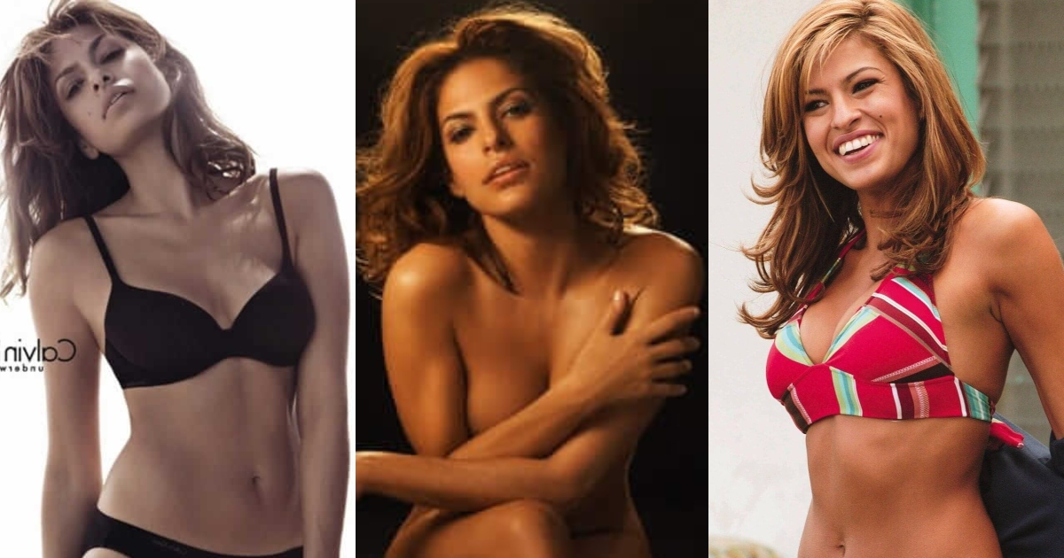 61 Sexy Eva Mendes Boobs Pictures Are A Charm For Her Fans