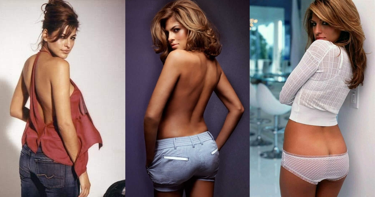 61 Sexy Eva Mendes Booty Pictures Will Drive You Wildly Enchanted With This Dashing Damsel