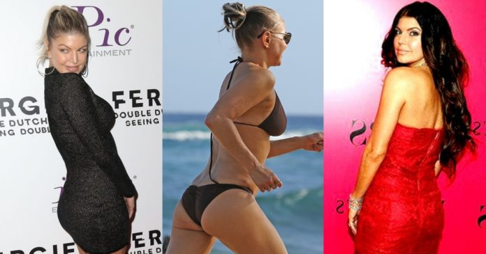 61 Sexy Fergie Booty Pictures Demonstrate That She Is Probably The Most Smoking Lady Among Celebrities