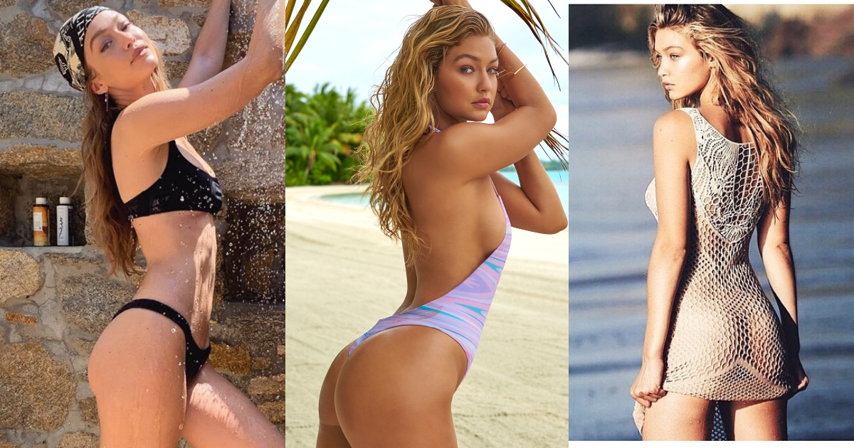 61 Sexy Gigi Hadid Booty Pictures Are Paradise On Earth