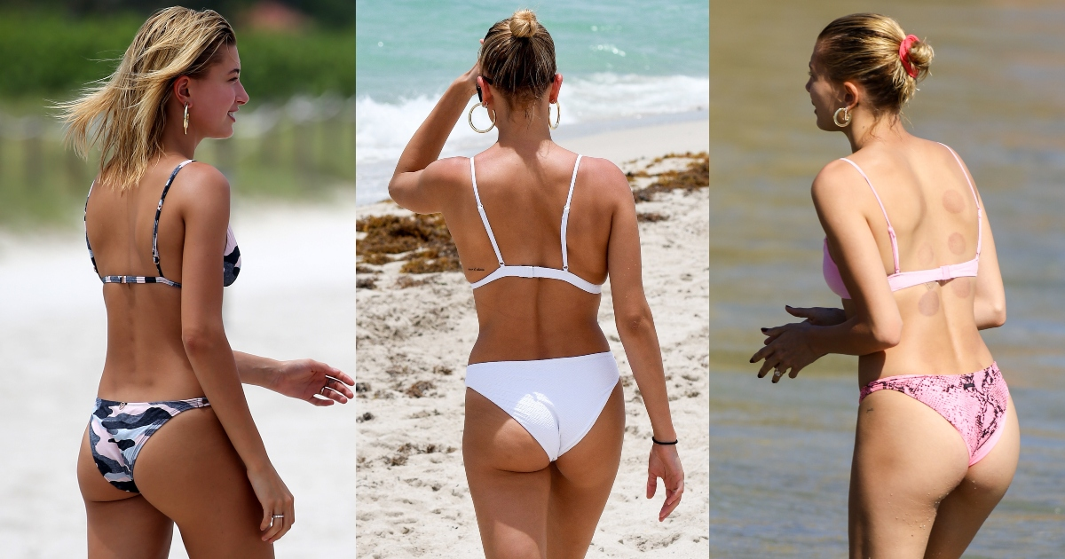 61 Sexy Hailey Baldwin Booty Pictures Which Make Certain To Prevail Upon Your Heart