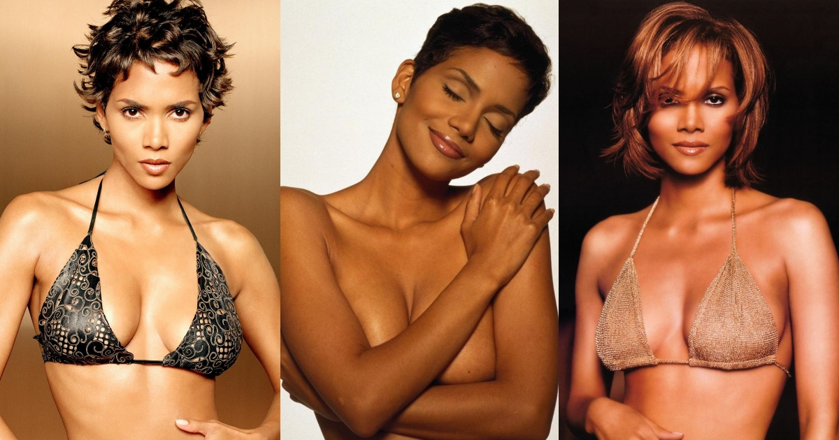 61 Sexy Halle Berry Boobs Pictures Which Are Basically Astounding
