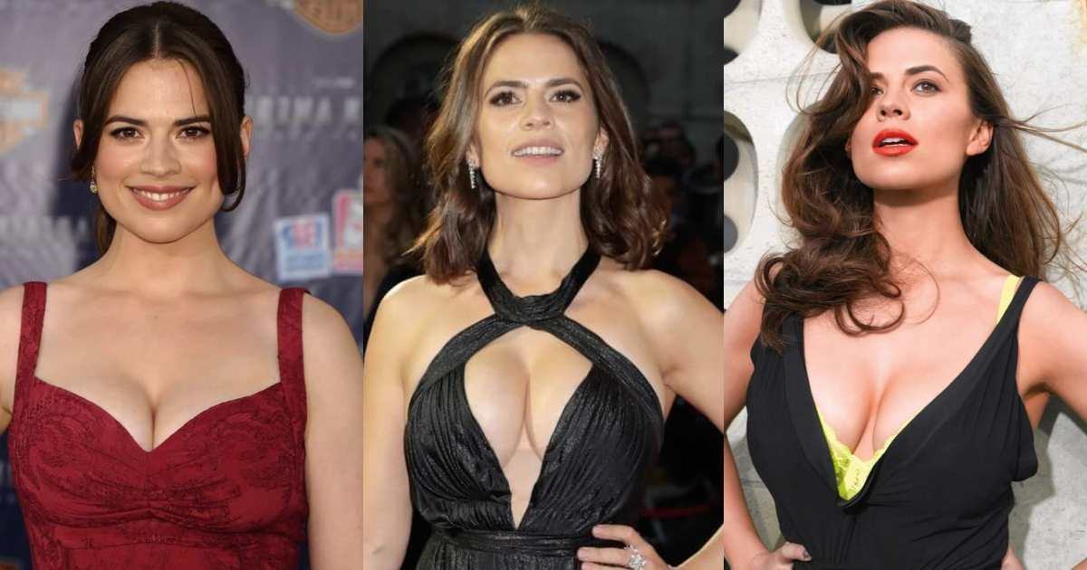 61 Sexy Hayley Atwell Boobs Pictures Uncover Her Awesome Body