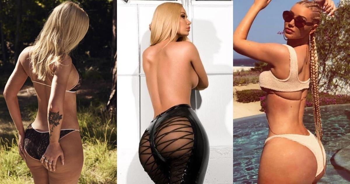 61 Sexy Iggy Azalea Booty Pictures Are An Embodiment Of Greatness