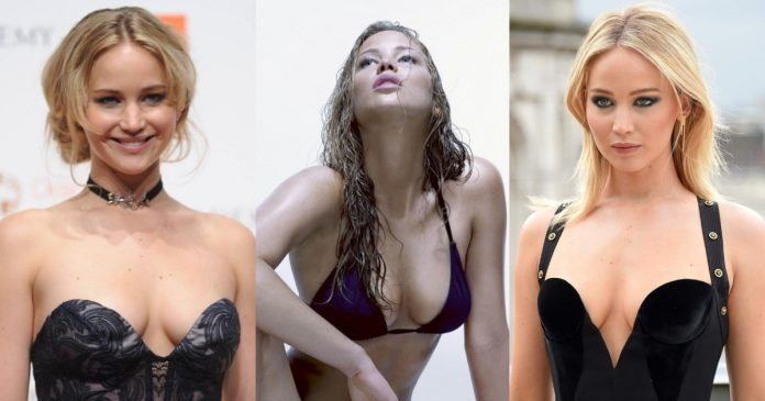61 Sexy Jennifer Lawrence Boobs Pictures Are Essentially Attractive
