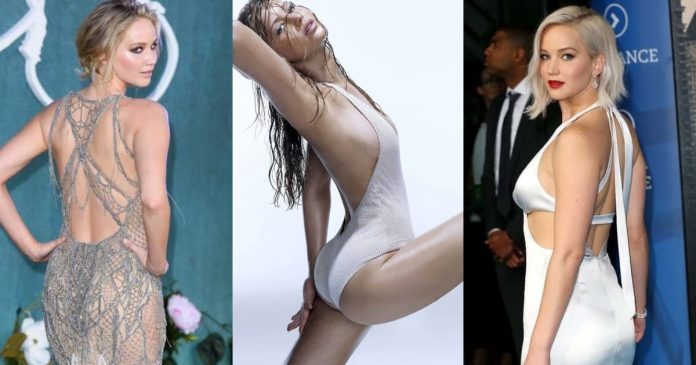 61 Sexy Jennifer Lawrence Booty Pictures Are Going To Liven You Up