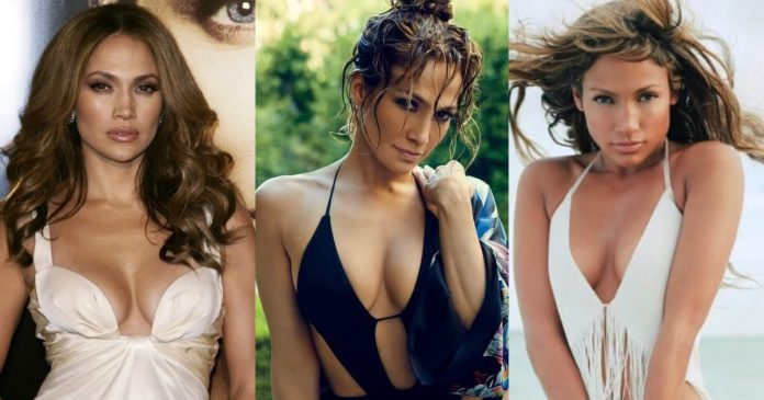61 Sexy Jennifer Lopez Boobs Pictures Will Induce Passionate Feelings for Her