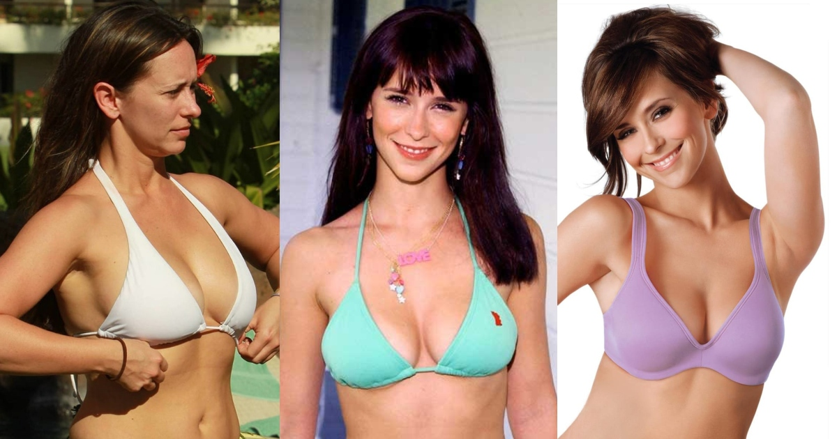 61 Sexy Jennifer Love Hewitt Boobs Pictures Are Hot As Hellfire