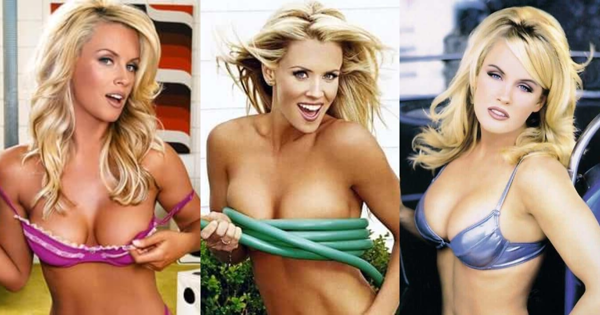 61 Sexy Jenny McCarthy Boobs Pictures Are Going To Liven You Up