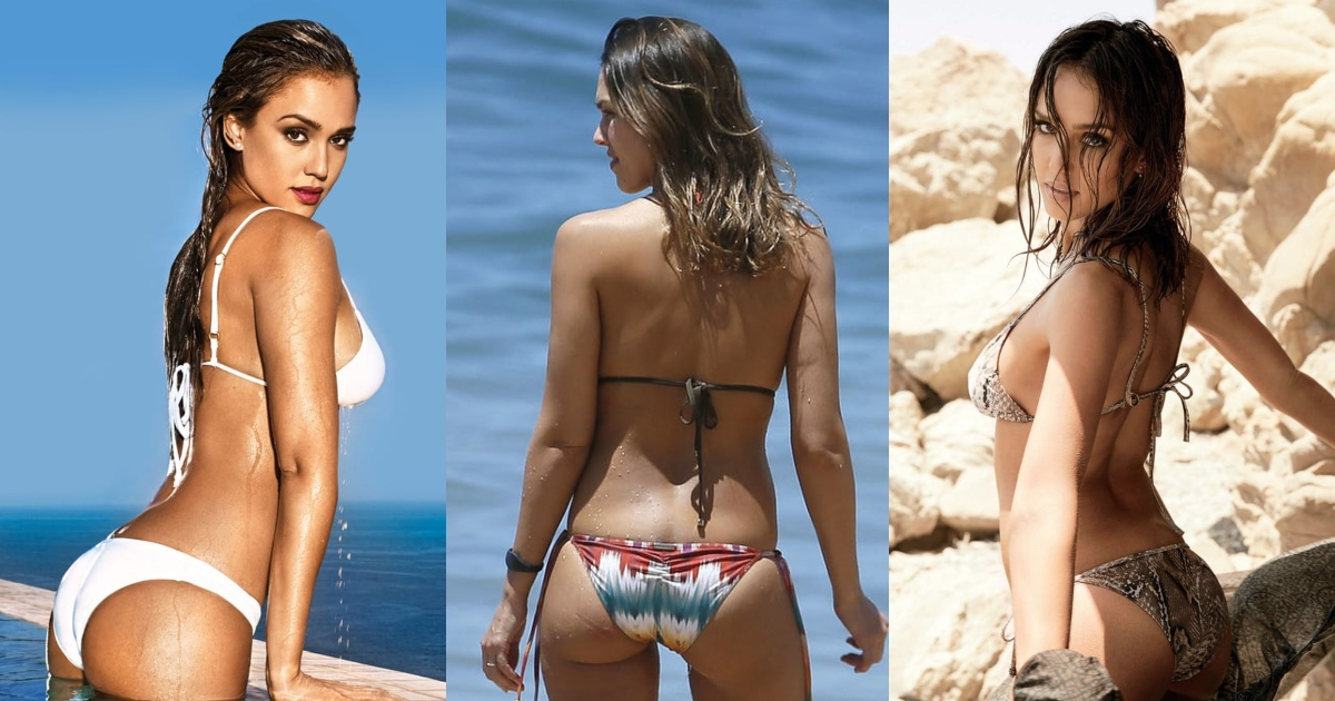 61 Sexy Jessica Alba Booty Pictures That Will Fill Your Heart With Joy A Success