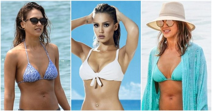 61 Sexy Jessica Alba Pictures Captured Over The Years