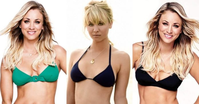 61 Sexy Kaley Cuoco Boobs Pictures That Are Sure To Make You Her Most Prominent Admirer