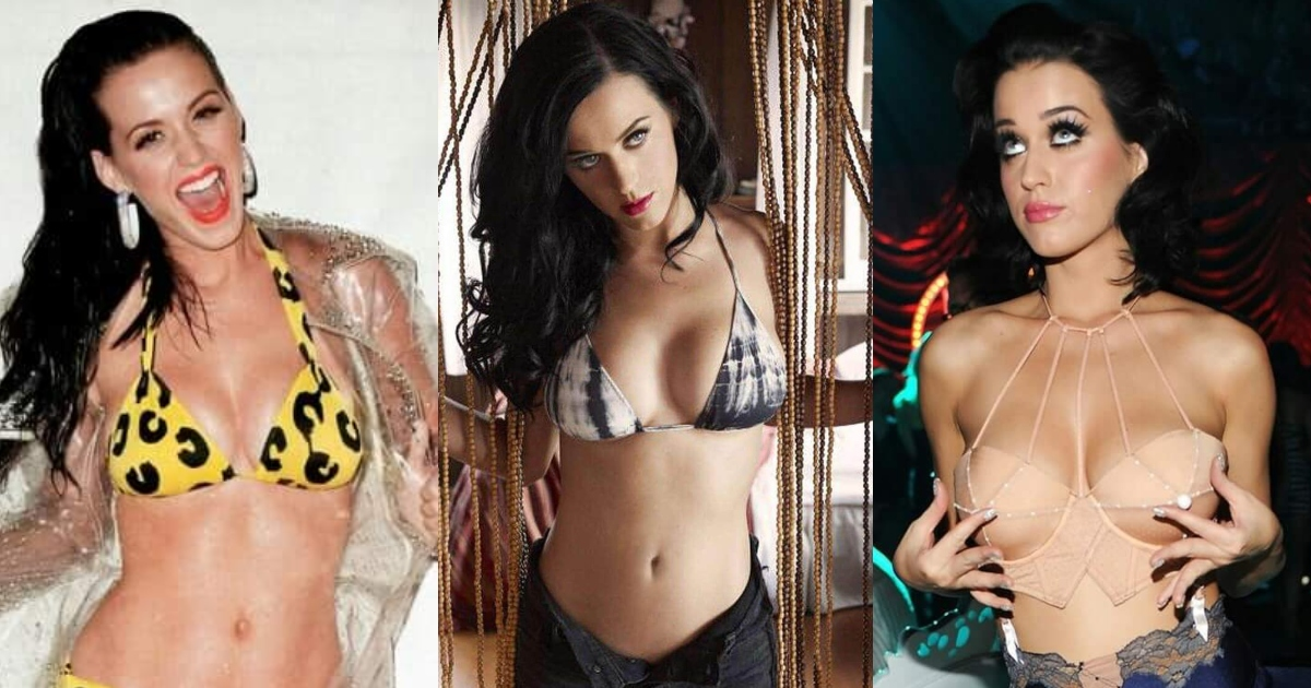 61 Sexy Katy Perry Boobs Pictures Which Will Make You Become Hopelessly Smitten With Her Attractive Body