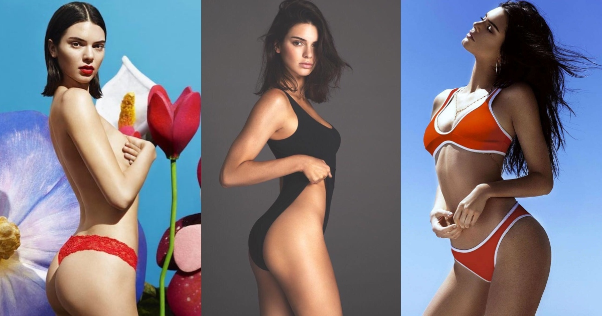 61 Sexy Kendall Jenner Ass Pictures Are Simply Excessively Damn Delectable