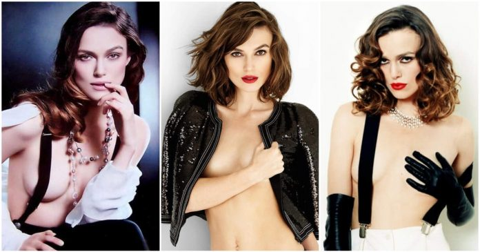 61 Sexy Kiera Knightley Pictures Captured Over The Years
