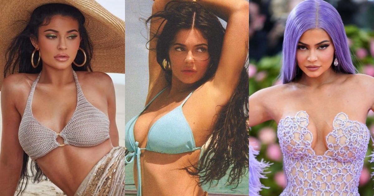 61 Sexy Kylie Jenner Boobs Pictures Will Drive You Frantically Enamored With This Sexy Vixen