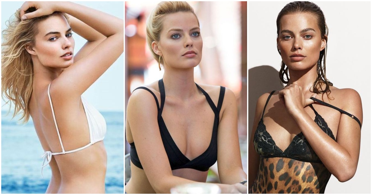 61 Sexy Margot Robbie Pictures Captured Over The Years