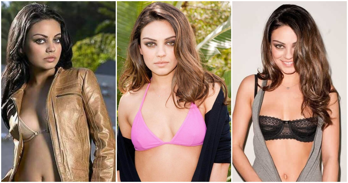 61 Sexy Mila Kunis Pictures Captured Over The Years