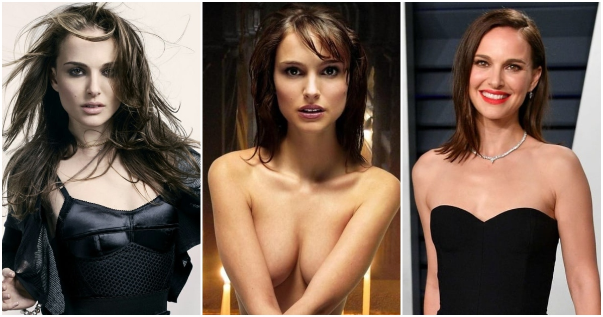 61 Sexy Natalie Portman Pictures Captured Over The Years