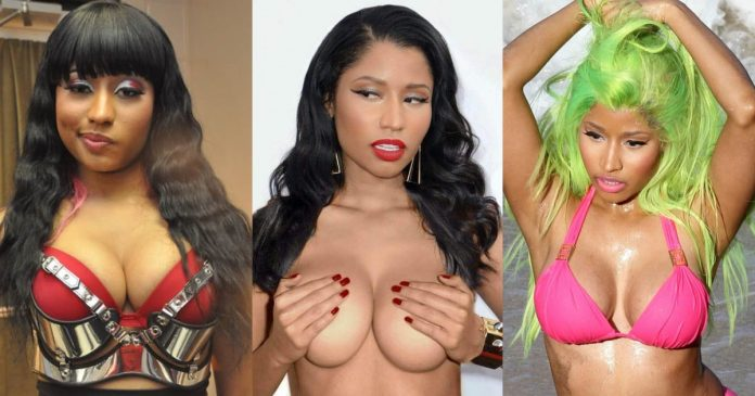 61 Sexy Nicki Minaj Boobs Pictures Are Sure To Leave You Baffled