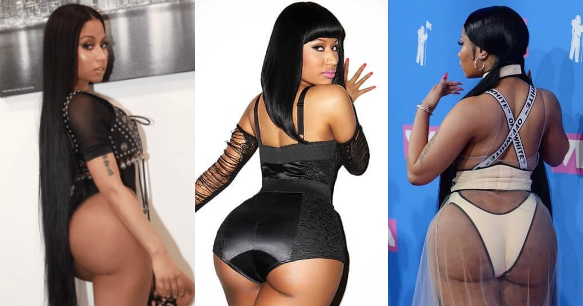 61 Sexy Nicki Minaj Booty Pictures Will Leave You Gasping For Her