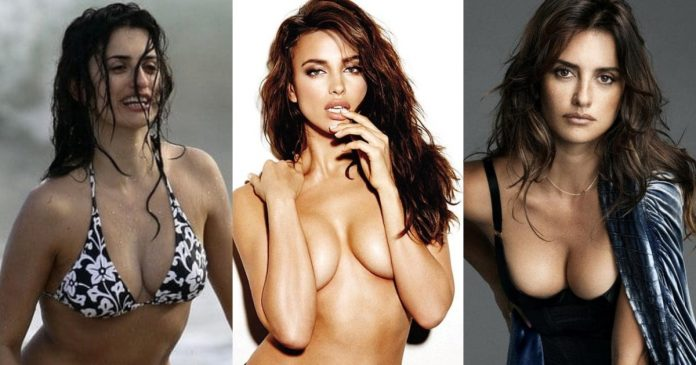 61 Sexy Penelope Cruz Boobs Pictures Will Leave You Panting For Her