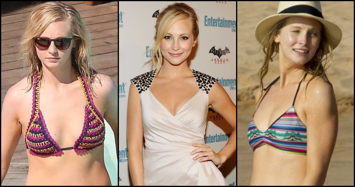 61 Sexy Pictures Candice King Will Drive You Frantically Enamored With This Sexy Vixen