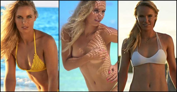 61 Sexy Pictures OF Caroline Wozniacki Are Simply Excessively Enigmatic
