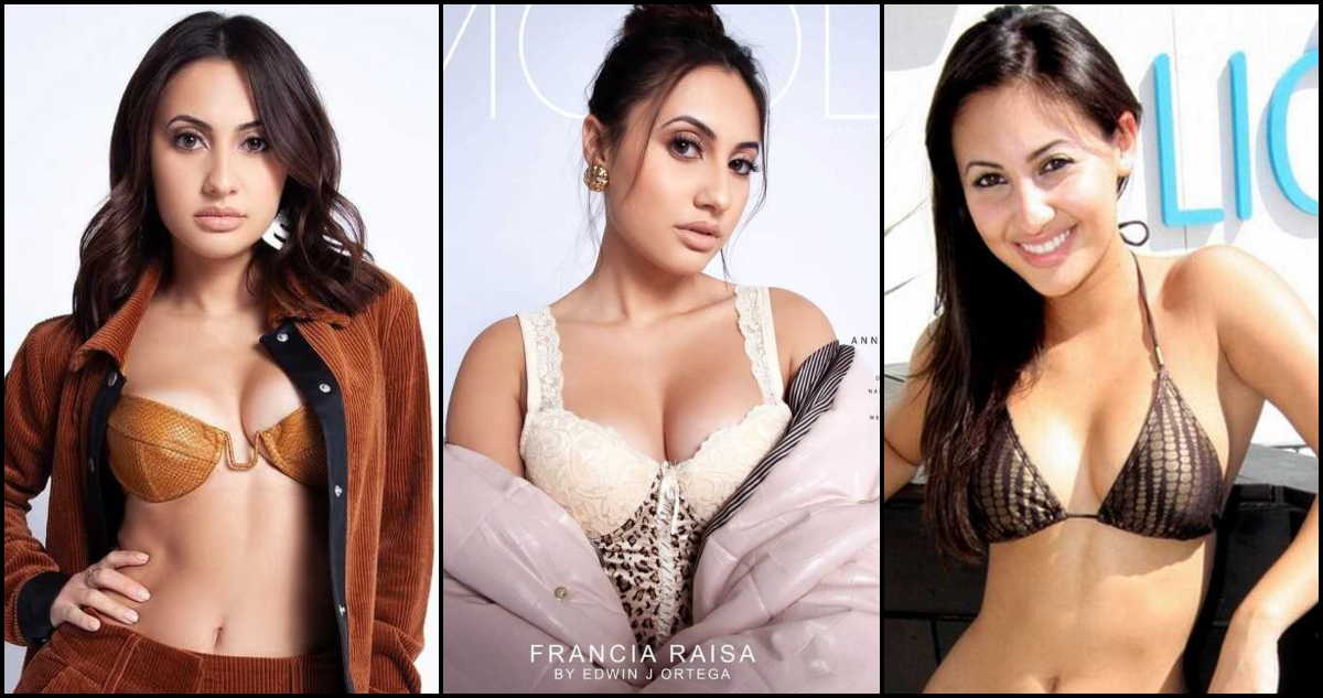 61 Sexy Pictures OF Francia Almendarez Which Will Get All Of You Perspiring
