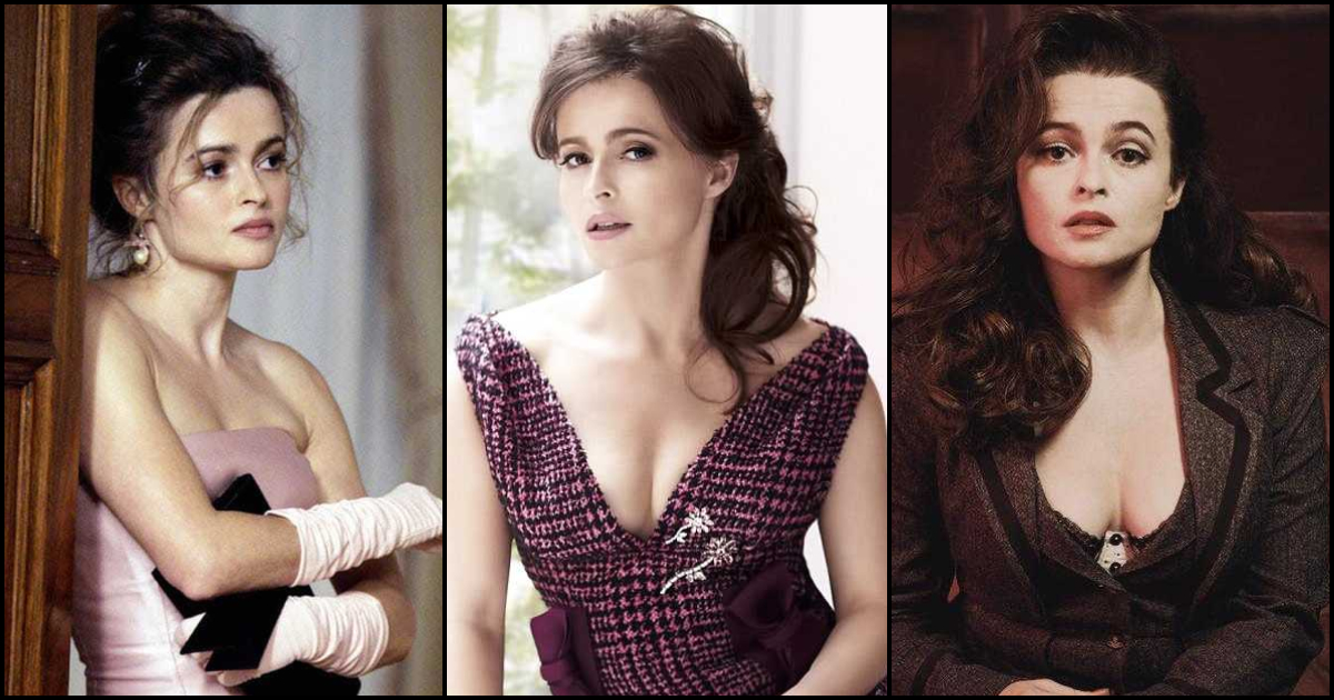 61 Sexy Pictures OF Helena Bonham Carter Are Here To Fill Your Heart with Joy And Happiness